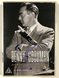 Benny Goodman Adventures in the Kingdom of Swing DVD NTSC