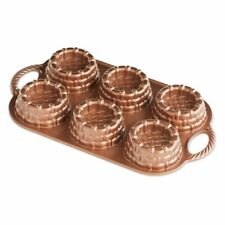 Nordic Ware 54348 Shortcake Basket Baking Pan