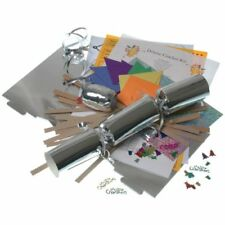 Buy christmas crackers ebay cracker kit silver makes 12 crackers solutioingenieria Image collections