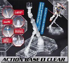 Bandai 1 100 144 MG HG RG Clear Action Display base 1 Gundam x w uc 00  z zz ibo