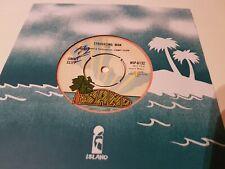 "Reggae 7"" Single Jimmy Cliff Struggling Man Island Records"