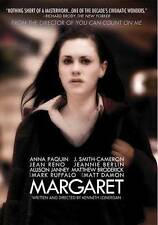 Margaret (DVD, 2014) RENTAL EXCLUSIVE****DRAMA****FREE SHIPPING****