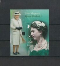 BVI 2016 90th Anniversary Birth Queen Elizabeth 11 M/Sheet  MNH per scan