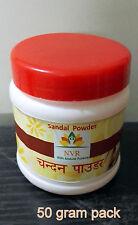 Sandalwood CHANDAN Powder Whiten Brighten- -Face Mask-Acne- -Suntan-Wrinkles