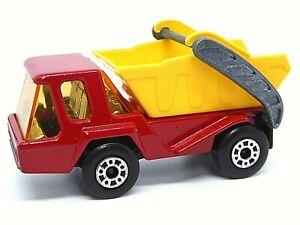 Matchbox Lesney Superfast No.37e Skip Truck
