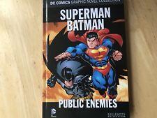 Superman, Batman Public Enemies Dc Graphic Novel Collection! Look In The Shop!