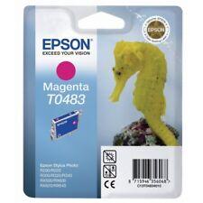 Epson T0483 Cartuccia inkjet magenta per R300/rx500/r200/rx620