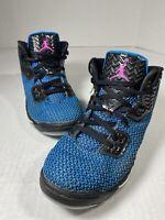 Nike Air Jordan Kids Spike Forty Shoes Size 3y. 807544- 029.