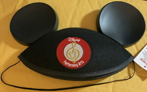 Disney Collection Mickey Mouse Ear Hat DISNEY PERFORMING ARTS Adult BRAND NEW!
