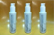 3 x SEBASTIAN TAMING ELIXIR WEIGHTLESS SMOOTHING CREME SERUM 140ML / 4.7OZ