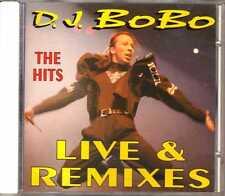 DJ BoBo - Live & Remixes - CDA - 1994 - Eurodance Fresh Music