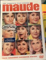 Maude - The Complete First Season (DVD, 2007, 3-Disc Set)
