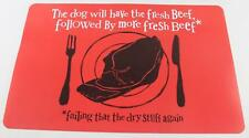 Anti-slip Dog feeding Mat by BrightSide