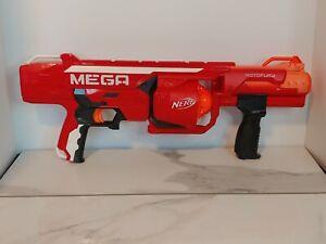 Nerf Gun N-Strike for Mega Series RotoFury Blaster Red