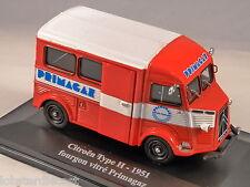 1951 CITROEN TYPE H Primagaz 1/43 scale model ELIGOR - H Van Collection