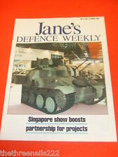 JANES DEFENCE WEEKLY - SINGAPORE SHOW - MARCH 5 1994 VOL 21 # 9