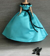 Beautiful Silkstone Ball Gown outfit for Barbie Fashion Model Collection