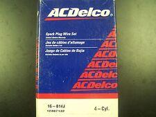 ACDelco 16-814J Ignition Wire Set fits Escort EXP Mercury LN-7 Lynx LN7 LN 7