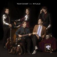 Team Ghost-Rituals CD   New