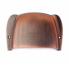 Aluminum PB Bass Guitar Bridge Cover Protector Bronze Color