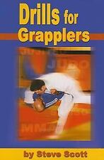 Drills for Grapplers: Training Drills And Games You Can Do On The Mat For Jujits