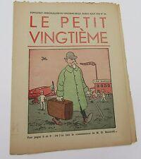 TINTIN HERGE LE PETIT VINGTIEME NO 31 de 1936   BON ETAT