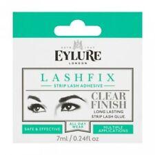 3 x Eylure Lashfix Lash Fix Adhesive for Strip Lashes False Eyelash Glue 6ml