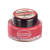 Aladine Calli & Co Calligraphy Ink Coral 15ml pink orange NEW
