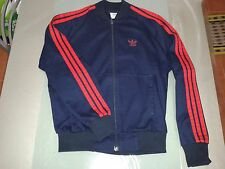 ADIDAS VINTAGE 70s MENS FUNKY JACKET SMALL MINT