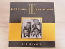 CD / DIE BAMBIS - PREMIIUM GOLD COLLECTION   / AUSTRIA / TOP RARITÄT /