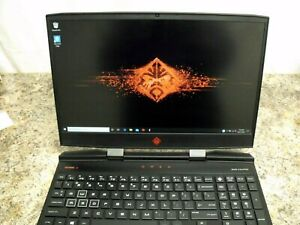 HP Omen GTX1650 - 15.6'' (512GB/i7-9thGen/8GB RAM) Gaming Laptop 15-dc1057nr