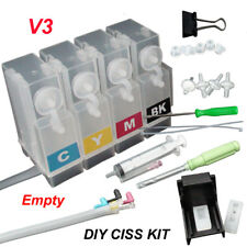 For CANON MG3510 MG3610 MG4110 MG4140 MG4210 CISS Continuous Ink System DIY V3