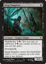 4x Vampiri dell'Acquitrino - Quag Vampires MTG MAGIC CNS Conspiracy English