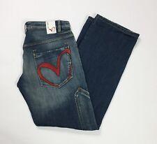 Sweet years jeans uomo usato W33 tg 47 rilassato comodo boyfriend denim T3302