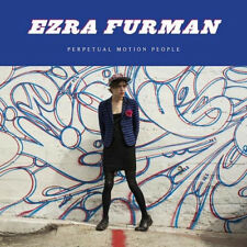 EZRA FURMAN Perpetual Motion People 2015 13-track CD album NEW/SEALED