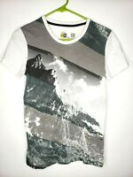UNDER ARMOUR UA MTN - Charged Cotton Semi-Fitted Tee Men's Size S SM