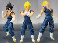 DBZ S.H.Figuarts SHF Dragon Ball Z Super Saiyan Vegetto Action Figure 15cm NoBox