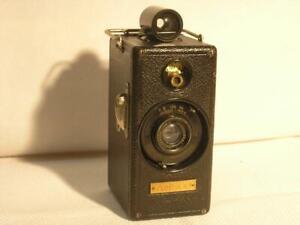 Ansco Memo (1927 Type) 1/2-Frame 35mm Camera