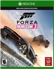 NEW Forza Horizon 3 (Microsoft Xbox One, 2016)