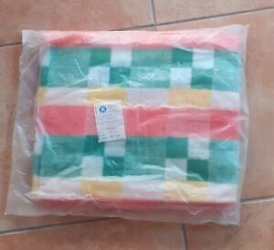 DDR Babydecke Orginal Verpackt Mit Herstellerzetel.