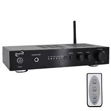 Dynavox TV-50 HiFi Verstärker digital und analog, für TV und Anlage, DA-Wandler