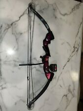 Fully Equiped, Left Handed (30 lbs) - Pse Spyder Youth Compound Bow