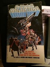 1978 Battlestar Galatica Glen A. Larson Berkley paperback Good Condition