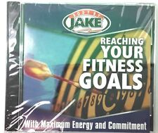 RARE Body by Jake Reaching Your Fitness Goals Maximum Energy Commitment PC CD
