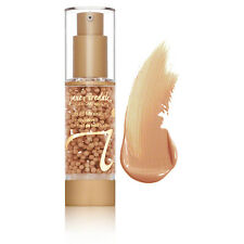 Jane Iredale Liquid Minerals Makeup Foundation Warm Shade 1.01 oz - WARM SILK
