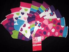 5 PAIRS BABY GIRLS SOCKS 12-24 MONTHS 3-5.5 SHOE SIZE MARKS & SPENCER MULTI