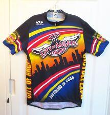 City of Angels Funride Cycling Jersey - Men s Sz L - Club Cut - Voler - a7e25fc41