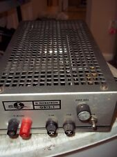 Vntg Sorensen Q Nobatron by Raytheon Qb12-1 105-125V 12Vdc 1A Power Supply Read*