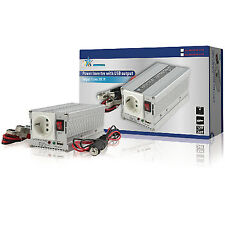 Power Inverter Onda Sinusoidale Modificata 12 VDC - AC 230 V 300 W F  / USB