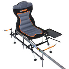 NEW Middy MX-100 Pole/Feeder Recliner Chair Full Package 20494